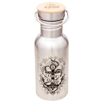 NAUTICAL WATER BOTTLE ANCHOR (F16)