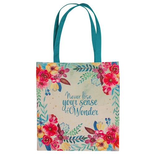 MARKET TOTE FLORAL (F18)