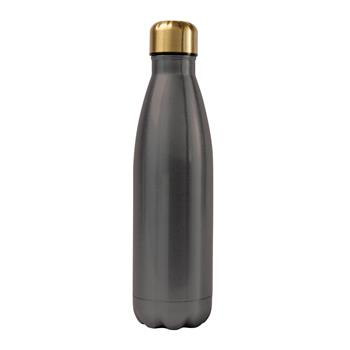 WATER BOTTLE  CHARCOAL (S17)