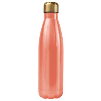 WATER BOTTLE  CORAL (S17)