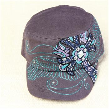 BOHO BRIGADE HAT CROSS (F16)