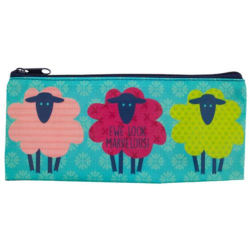 BRUSH BAG SHEEP (S18)