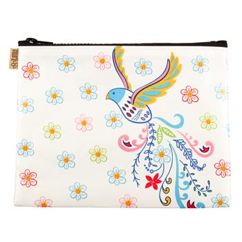 COSMETIC BAG  BIRD (S17)
