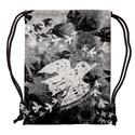 DRAWSTRING BACKPACK BIRD (S15)