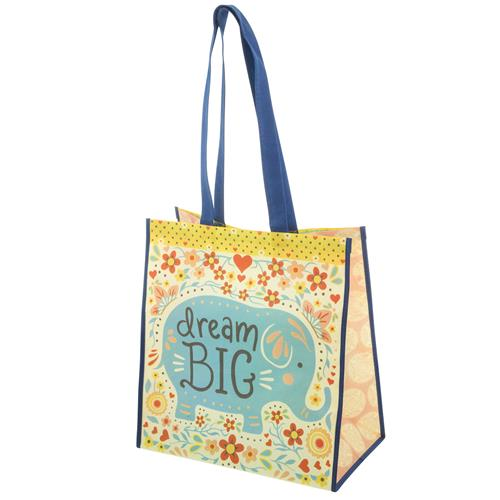 LARGE GIFT BAG ELEPHANT (F17)