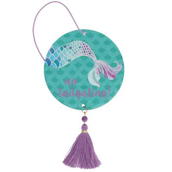 AIR FRESHENER MERMAID COCONUT (S18)