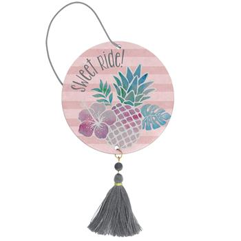 AIR FRESHENER PINEAPPLE VANILLA (S18)