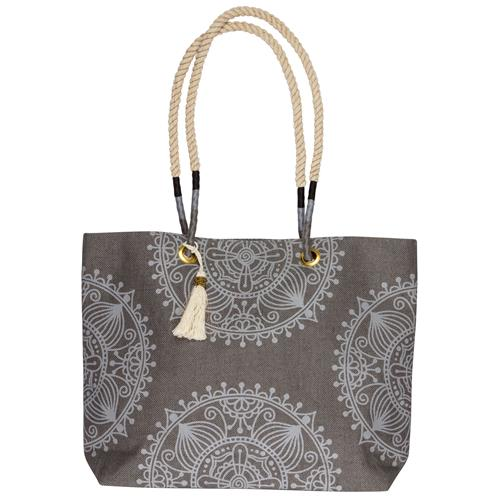 BEACH TOTE BLACK (S19)
