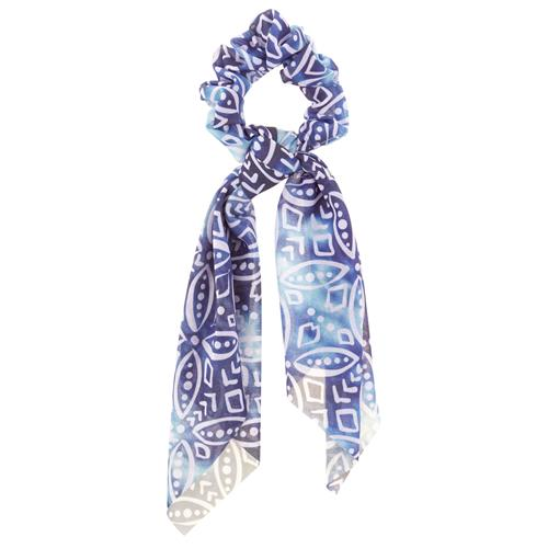 HAIR SCARVES INDIGO (OCT19)