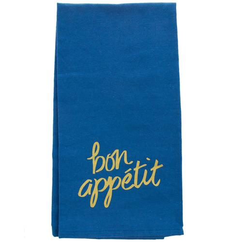 TEA TOWELS BON APPETIT (S18)