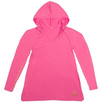 WEEKEND HOODIES PINK EXTRA LARGE (S18)