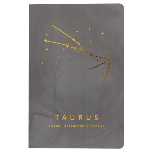 ZODIAC NOTEBOOK  TAURUS (S20)