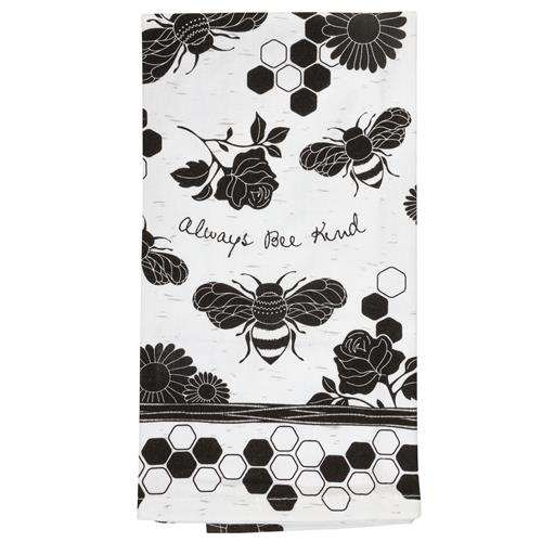 BOHO TEA TOWEL BEE (F18)