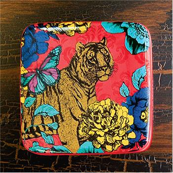 Karma | Elements Keepsake Box Tiger