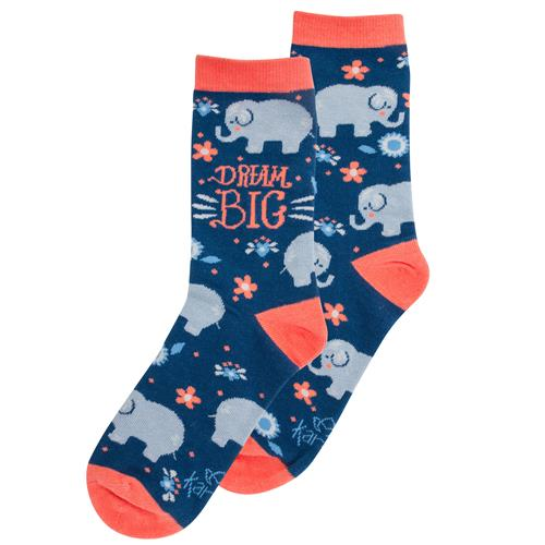 SOCKS  ELEPHANT (S18)