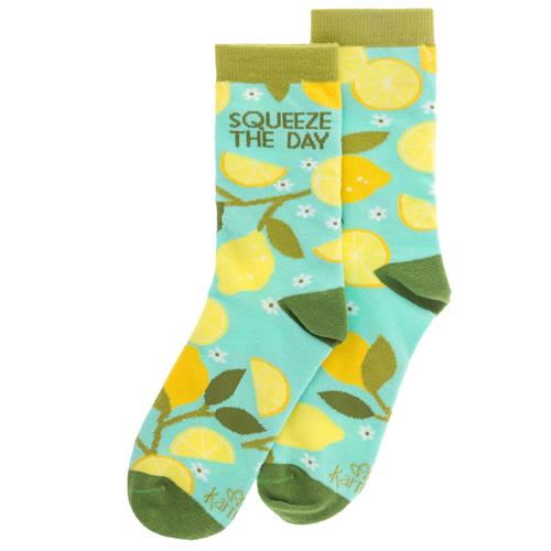 SOCKS LEMON TREE (S19)