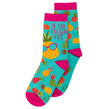 SOCKS  PINEAPPLE (S17)