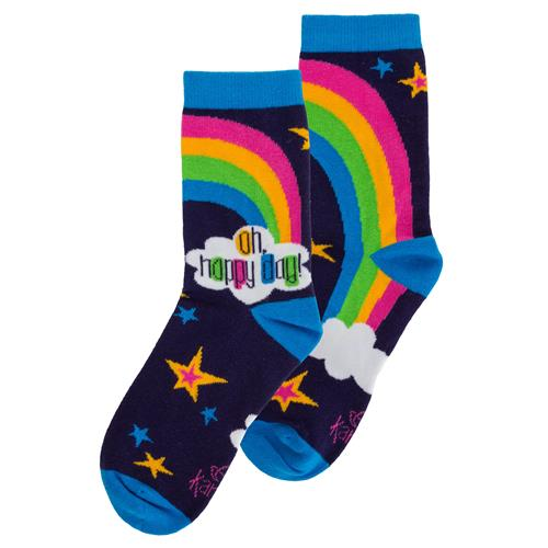 SOCKS  RAINBOW (S18)