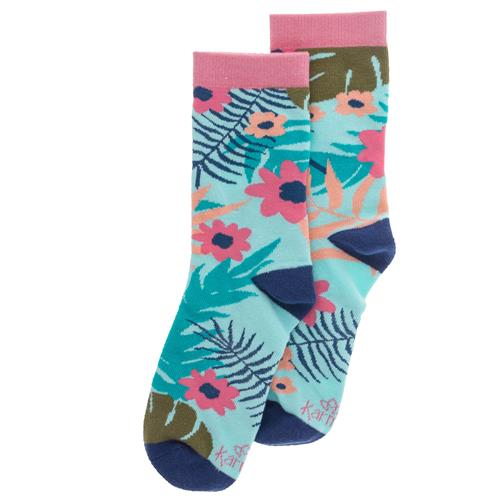 SOCKS  TROPICAL (S19)