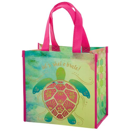 MEDIUM GIFT BAG SEA TURTLE (S18)