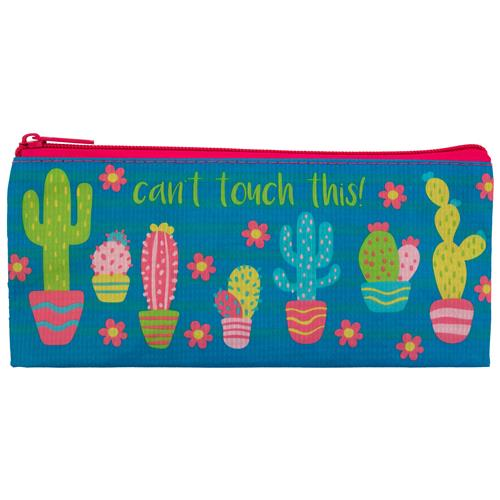 BRUSH BAG  CACTUS (S18)