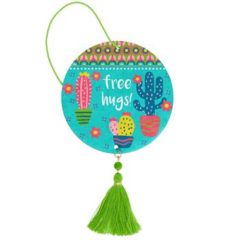 AIR FRESHENER  CACTUS COCONUT (S18)