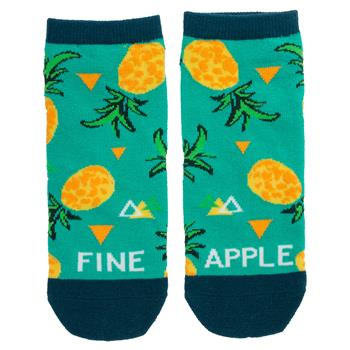 ANKLE SOCKS PINEAPPLE (F19)