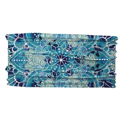 THIN HEADBANDS INDIGO MEDALLION (S19) b08fd152f1f