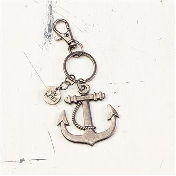 NAUTICAL KEY FOB ANCHOR (F16)