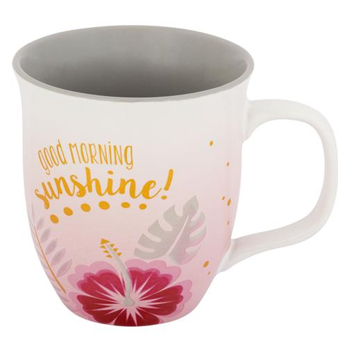 NAUTICAL MUG FLOWER (S18)