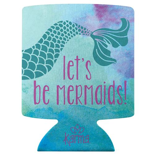 CAN COOLER MERMAID (S18)