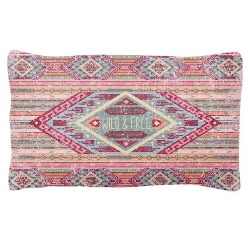 LUMBAR PILLOW WILD & FREE (S19)