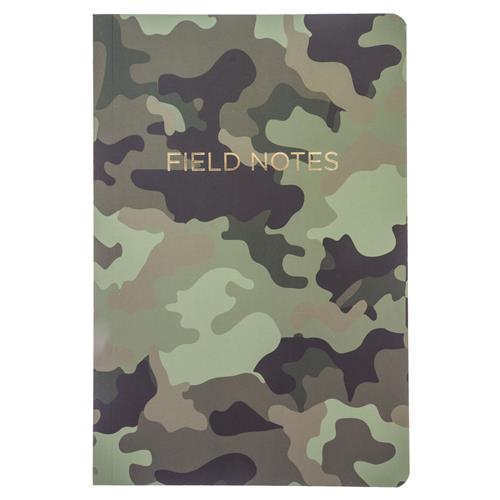 NOTEBOOKS CAMO (S19)