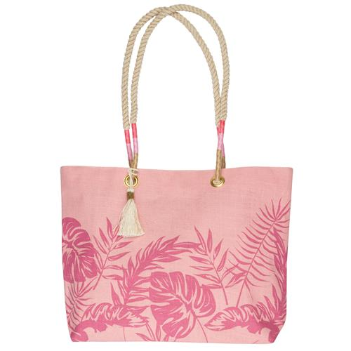 BEACH TOTE  PINK (S19)