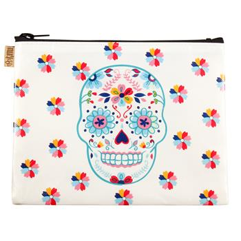 FIESTA BONITA COSMETIC BAG  SUGAR SKULL (S17)
