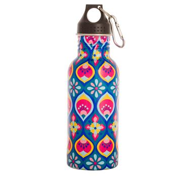 FIESTA WATER BOTTLE  FANDANGO PINK (S17)