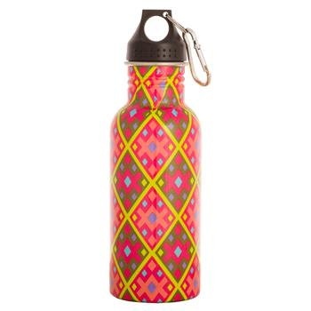 FIESTA WATER BOTTLE  GREEN DIAMOND (S17)