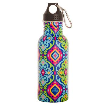 FIESTA WATER BOTTLE  SPANISH BLUE (S17)