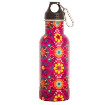 FIESTA WATER BOTTLE  BERRY FLORA (S17)