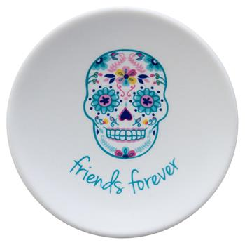 RING BOWL  SUGAR SKULL (F17)