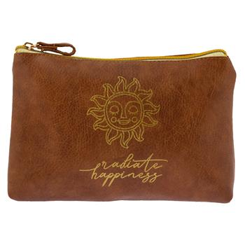 WANDERLUST COSMETIC BAG SUN