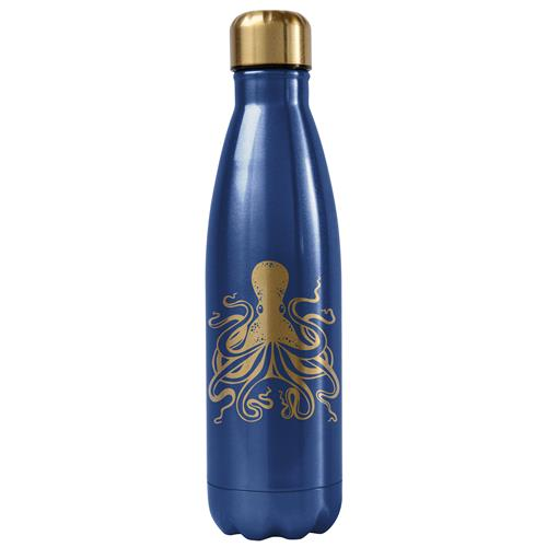 OCTOPUS WATER BOTTLES NAVY (F18)