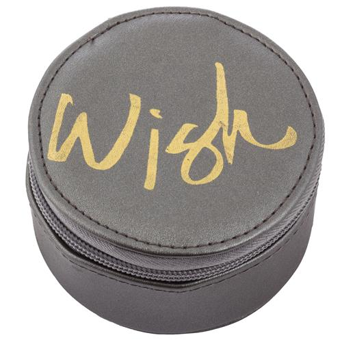 ROUND TRAVEL CASE  WISH (S18)