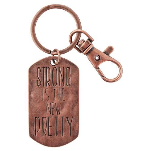 DOGTAG KEYCHAIN STRONG (S18)