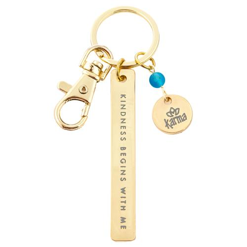 SENTIMENT KEYCHAIN KINDNESS (S18)